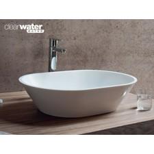 Aufsatz-Waschbecken aus Natural Stone Sontuoso