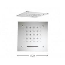 Design Regen Kopfbrause 500mm Square