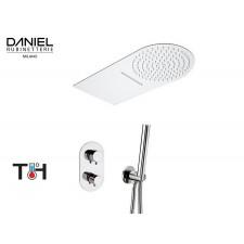 esign Thermostat 3-Wege Unterputz Duscharmatur Daniel