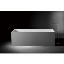 Freistehende Design Badewanne aus Mineralguss Shanklin