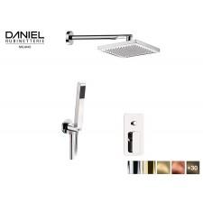 Design 2-Wege Unterputz Duscharmatur Daniel D