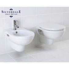 Design WC-Becken Thames Wandhängend