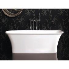 Freistehende Designer Badewanne aus Mineralguss Vasili