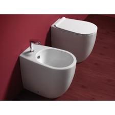 Keramik Bidet-Becken Vibe 50 wandbündig
