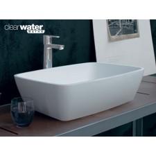 Aufsatz-Waschbecken aus Natural Stone Vicenza