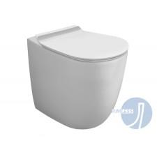 Keramik WC-Becken Vibe spülrandlos