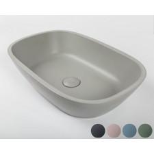 Mineralguss Aufsatz-Waschbecken Vive