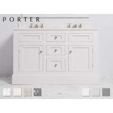 Marmor Waschtisch mit Unterschrank Carlton