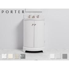 Marmor Waschtisch mit Unterschrank Hampton