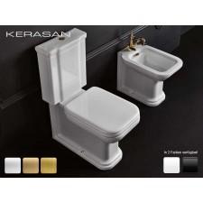 Keramik WC-Becken Waldorf mit aufgesetztem Spülkasten