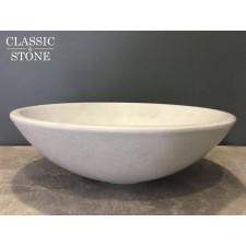 Beton Aufsatz-Waschbecken Classic Round