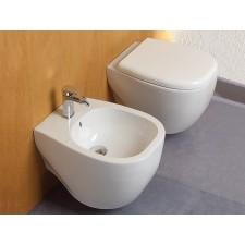 Keramik WC-Becken Weg wandhängend