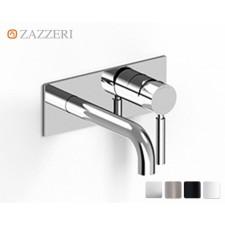 Design Waschtischarmatur Zazzeri DaDa Mono zur Wandmontage