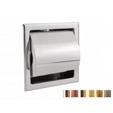 Design Einbau-Toilettenpapierhalter Hotel