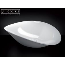 Design Mineralguss Aufsatz-Waschbecken Lavia