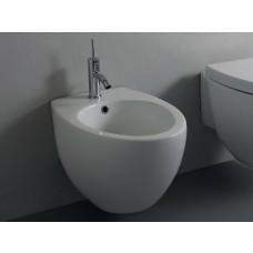 Keramik WC-Becken Ei-Design Ovo wandhängend