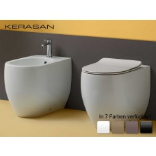 Keramik Bidet-Becken Flo Medium
