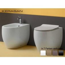Keramik Bidet-Becken Flo Medium