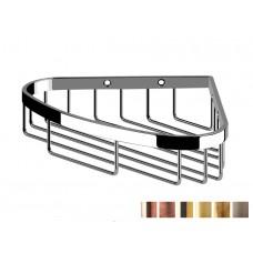 Design Eck-Duschkorb zur Wandmontage Hotel