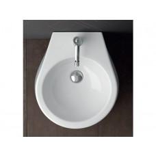 Keramik Design Bidet-Becken Catino wandhängend
