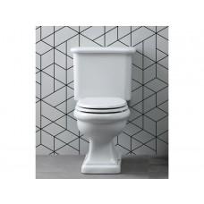 Keramik Nostalgie WC-Becken Paolina mit aufgesetztem Spülkasten
