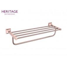 Design Handtuchablage Chancery Rosé