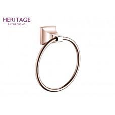 Design Handtuchring Chancery Rosé