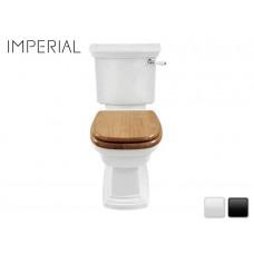 Nostalgie Keramik WC-Becken Radcliffe aufgesetztem Spülkasten