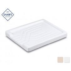 Shaws Keramik Abtropfplatte Large