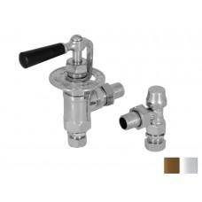 Ventil Throttle Thermostat für Gusseisenheizkörper