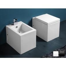 Keramik WC-Becken Frost wandbündig