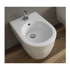 Design Keramik Bidet-Becken Skip wandhängend