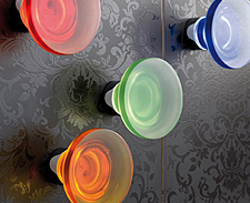 Design Badezimmer-Lampen