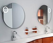 Design Badezimmer-Spiegel