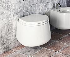 Moderne WC-Sitze