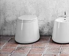 Design Keramik WC-Becken